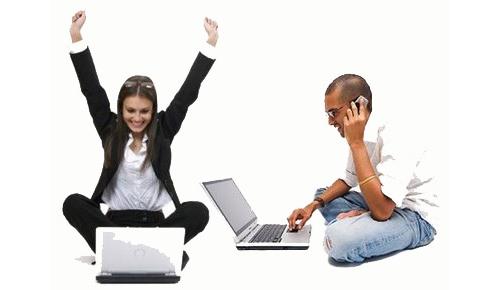 Jovens com dificultade para encontrar emprego