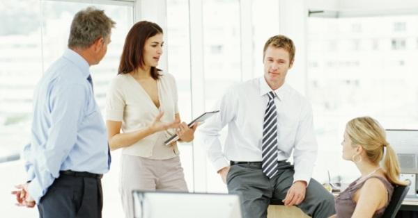 Trabalahar na gestão dos recursos humanos